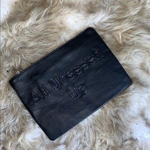 FOREVER 21 OVERSIZED CLUTCH BAG BNW/O TAG